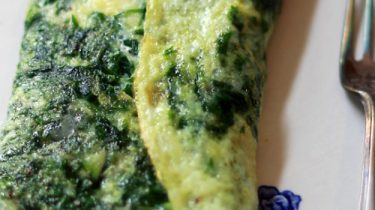 omelet, recept, lunch