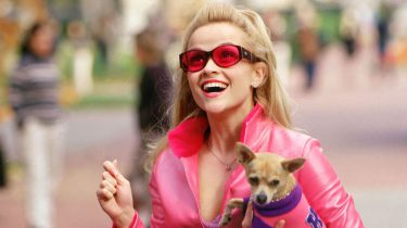 elle woods, legally blonde, lessen