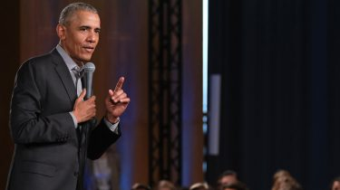 Barack Obama praat over faalangst