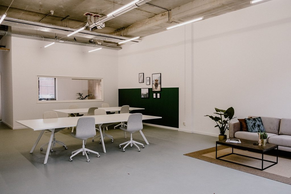 Co-working space Office Stories in Breda