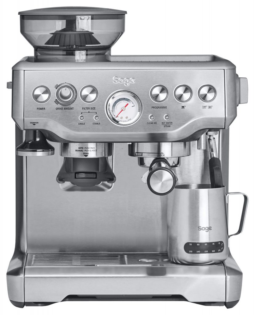 sage barista machine